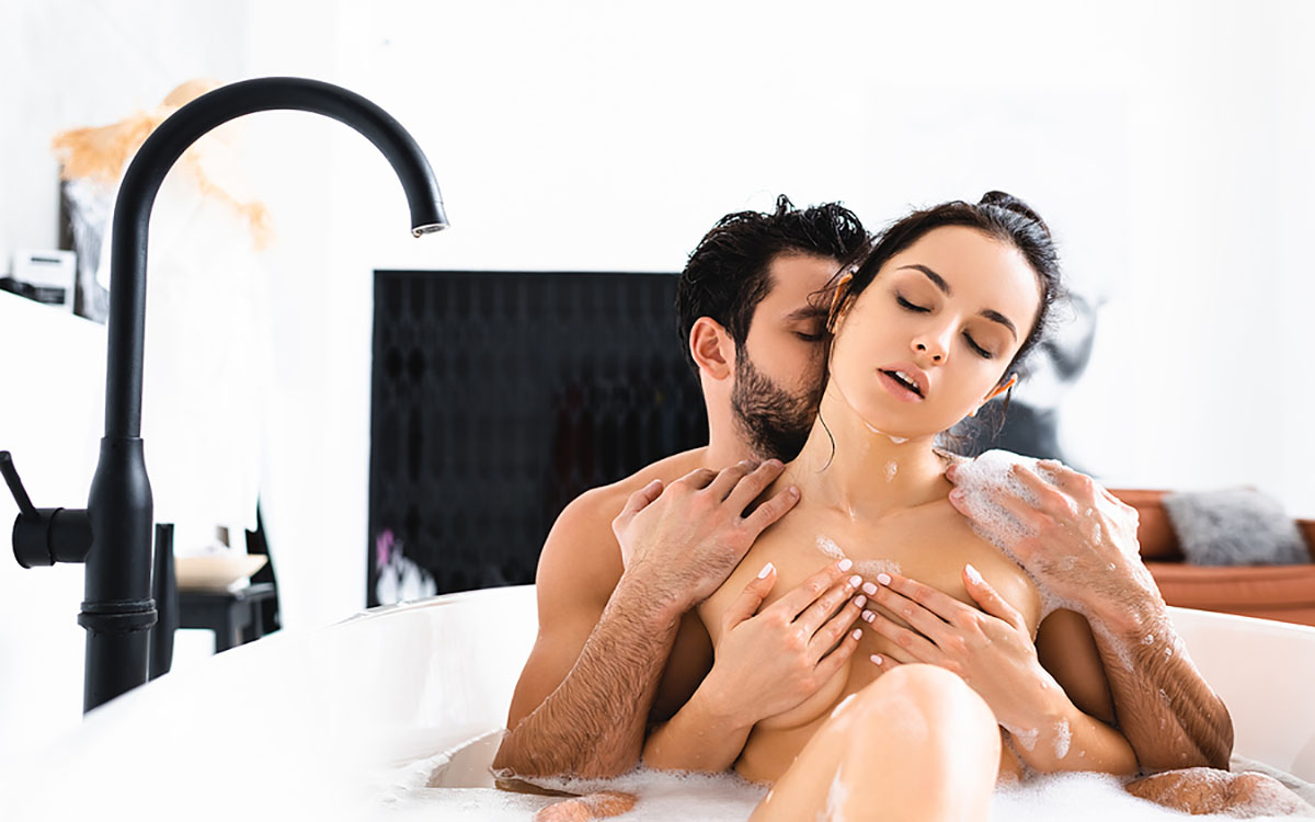 Top Tips For Saucy Sex In The Bathroom