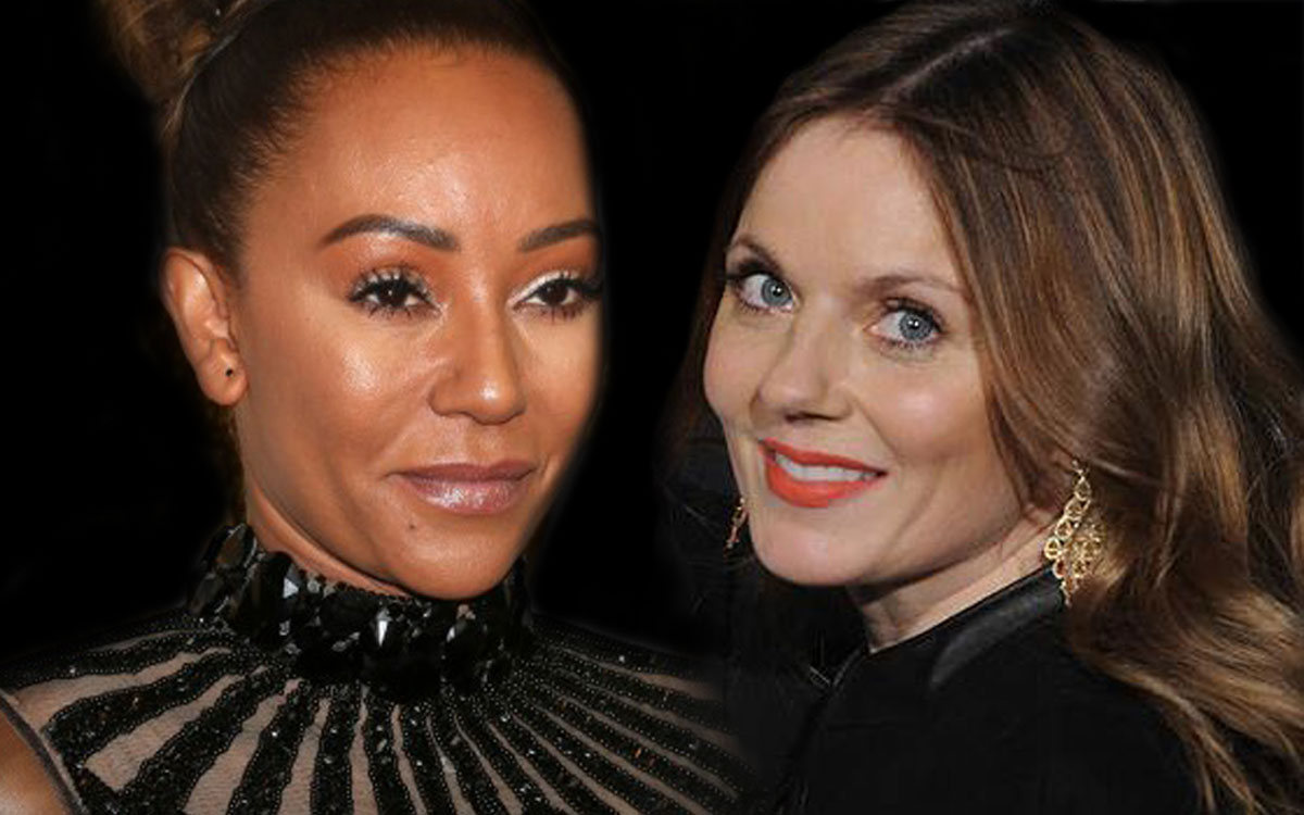 Mel B Reveals Spice Girl Sex Secret After Lesbian Romp With Geri Halliwell