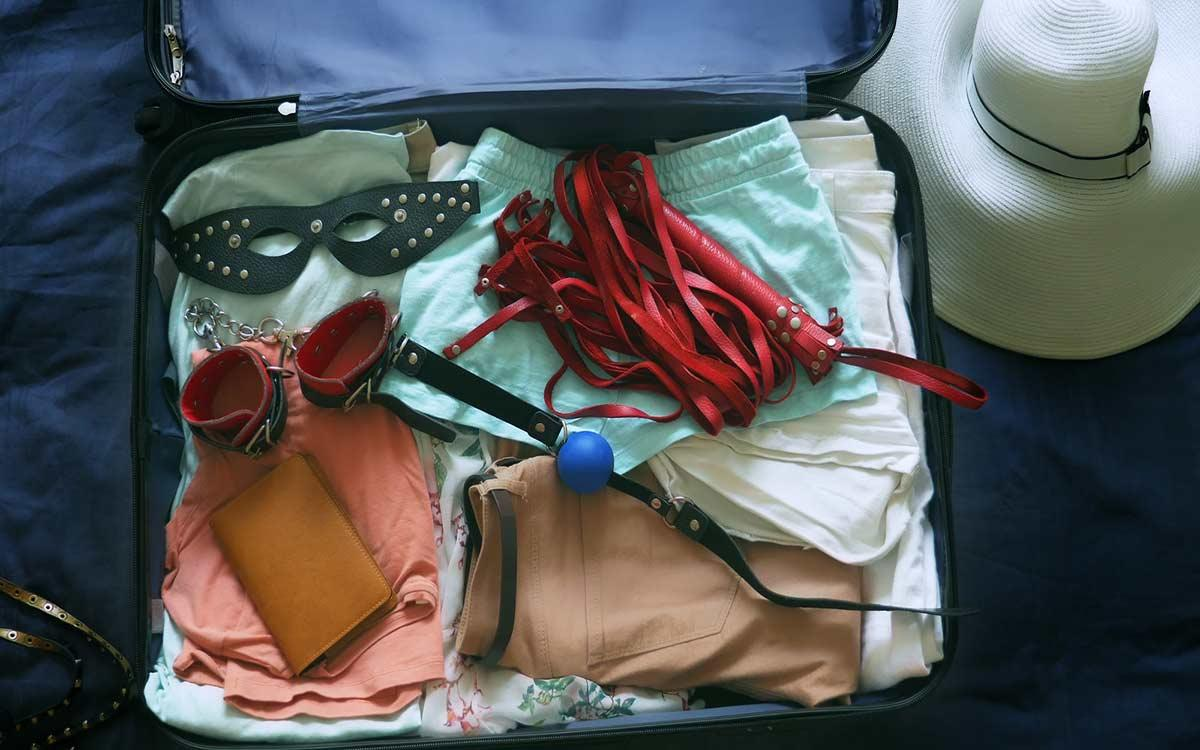 Top Tips For Travelling With Sex Toys