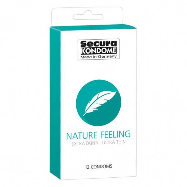 Secura Kondome Nature Feeling Ultra Thin...