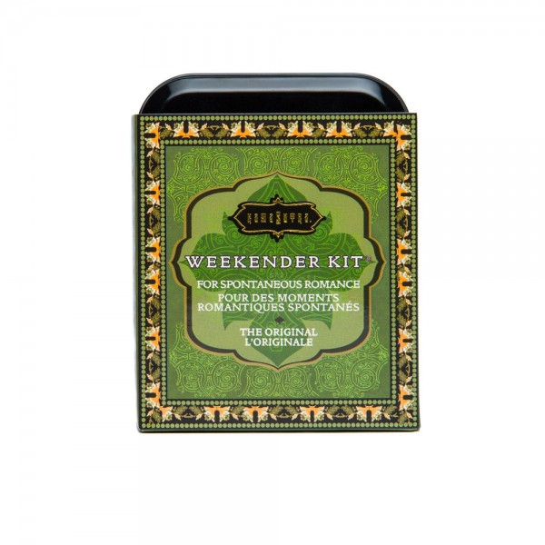 Kama Sutra Weekender Kit In A Tin The Or...