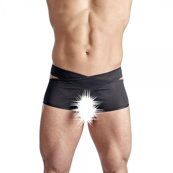 Mens Brief With Open Crotch