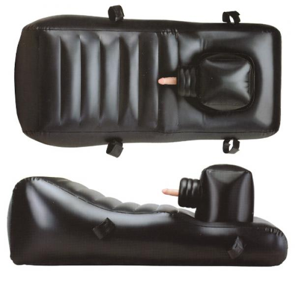 Louisiana Lounger Inflatable Sex Machine