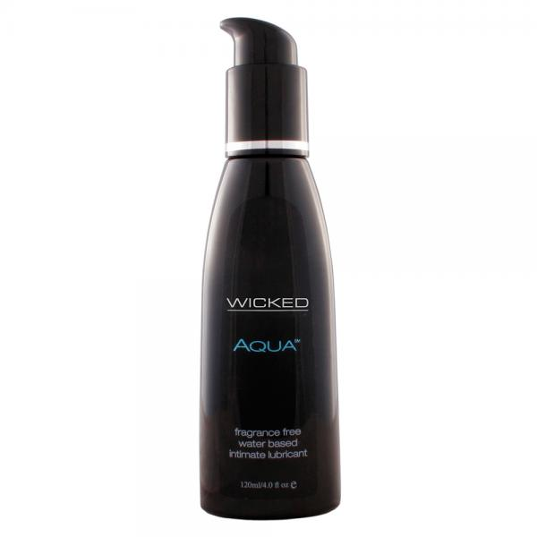 Wicked Aqua Fragrance Free Water Based L...