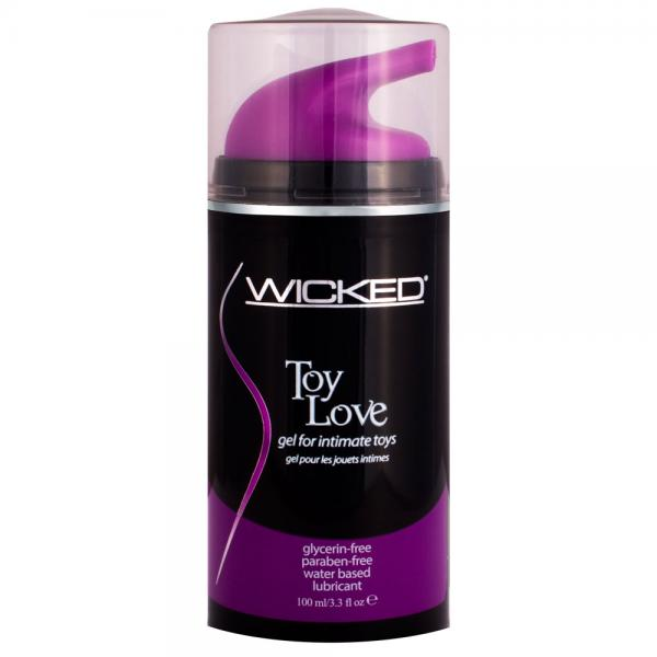 Wicked Toy Love Gel Waterbase Lubricant ...