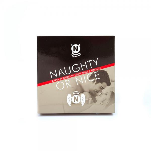 Naughty Or Nice A Trio Of Games To Tempt...