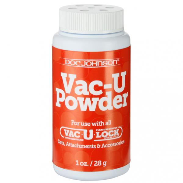 VacULock Powder Lubricant