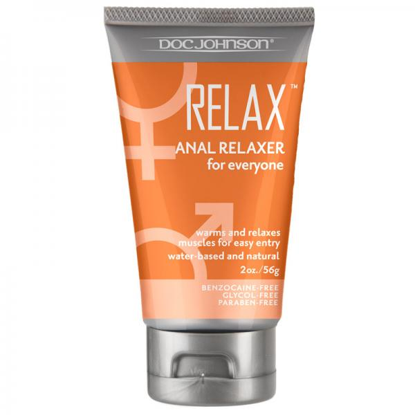 Relax Anal Relaxer For Everyone Waterbas...