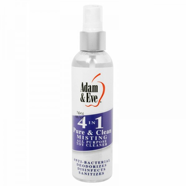 4 In 1 Pure And Clean Misting Toy Cleane...