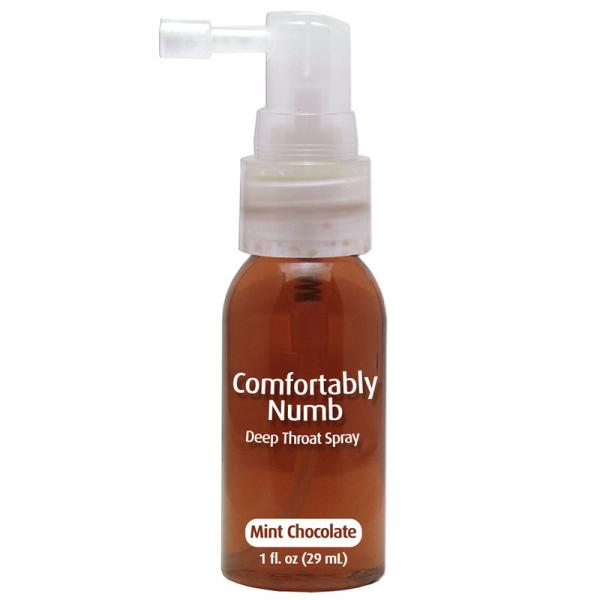 Comfortably Numb Deep Throat Spray Mint ...