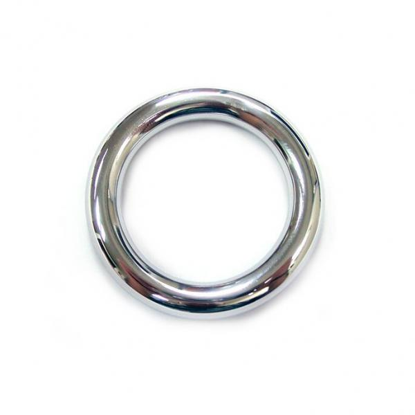 Rouge Stainless Steel Round Cock Ring 45...