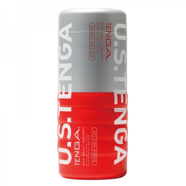 Tenga Double Hole Cup Ultra Size Masturb...