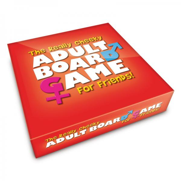 The Really Cheeky Adult Board Game For F...