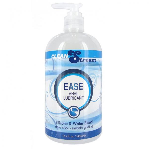 Clean Stream Ease Hybrid Anal Lubricant ...